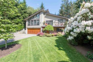 Photo 2: 4590 MAPLERIDGE Drive in North Vancouver: Canyon Heights NV House for sale : MLS®# R2066673