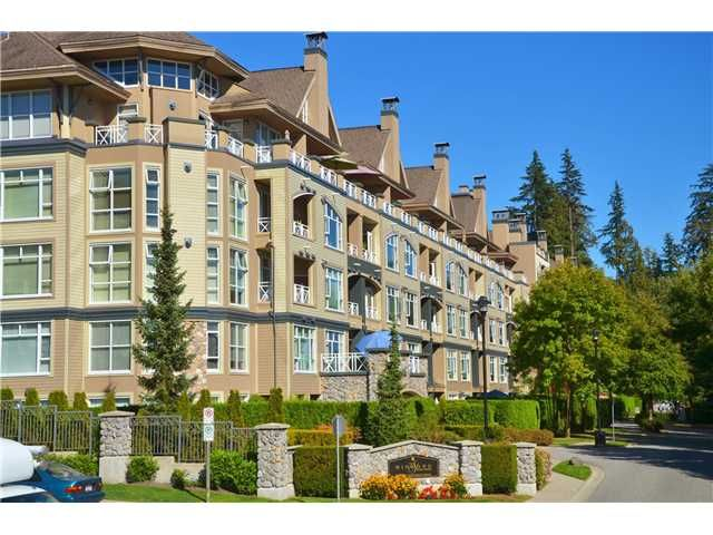 """Main Photo: 522 3600 WINDCREST Drive in North Vancouver: Roche Point Condo for sale in """"WINDSONG"""" : MLS®# V969240"""