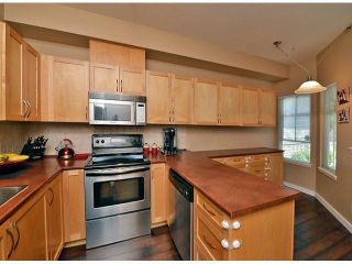 """Photo 2: 50 11860 RIVER Road in Surrey: Royal Heights Townhouse for sale in """"Cypress Ridge"""" (North Surrey)  : MLS®# F1417810"""