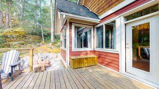"Photo 27: 13495 LEE Road in Garden Bay: Pender Harbour Egmont House for sale in ""Daniel Point"" (Sunshine Coast)  : MLS®# R2497322"
