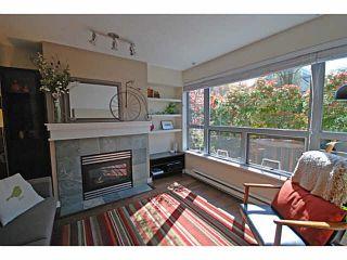"Photo 1: 3173 W 4TH Avenue in Vancouver: Kitsilano Condo for sale in ""BRIDGEWATER"" (Vancouver West)  : MLS®# V1114933"