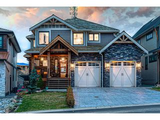 """Photo 1: 2747 EAGLE SUMMIT Crescent in Abbotsford: Abbotsford East House for sale in """"Eagle Mountain"""" : MLS®# R2422234"""