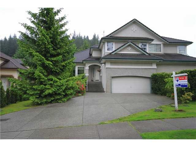 Main Photo: 1953 PARKWAY Boulevard in Coquitlam: Westwood Plateau House for sale : MLS®# V956448