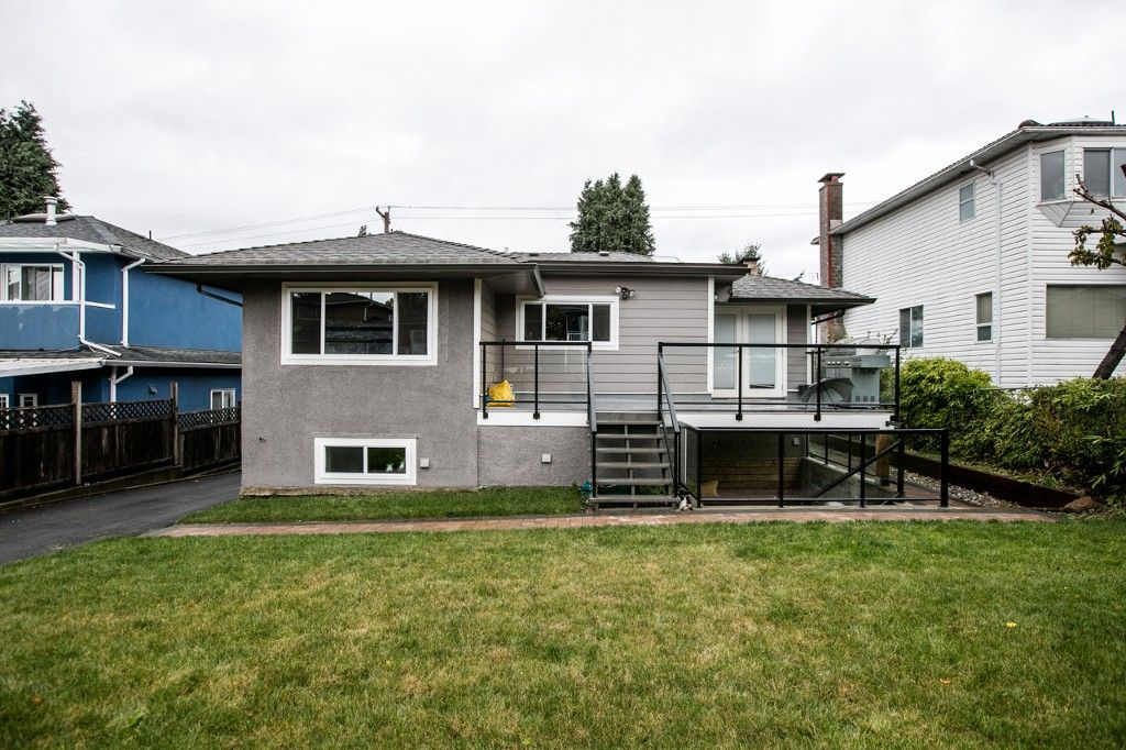 Photo 19: Photos: 4960 MANOR ST in VANCOUVER: Collingwood VE House for sale (Vancouver East)  : MLS®# R2134049