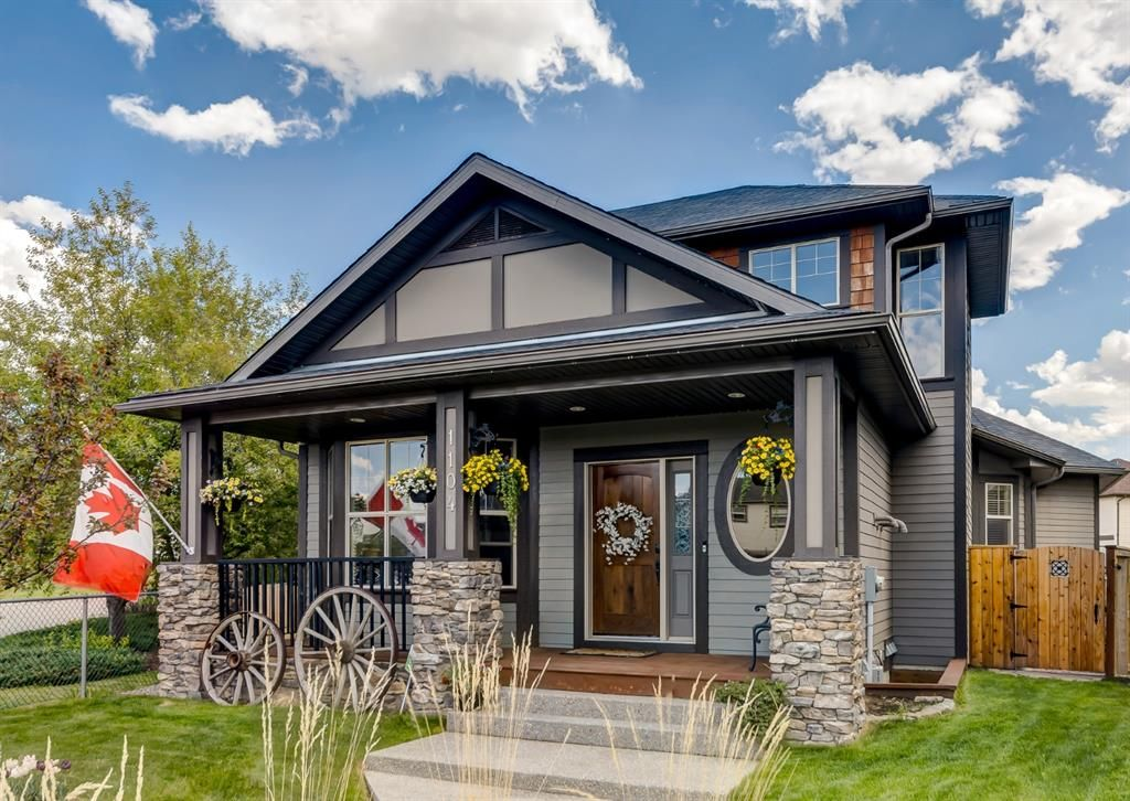 Beautiful traditional and timeless curb appeal