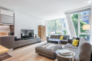 """Photo 3: 208 1477 W PENDER Street in Vancouver: Coal Harbour Condo for sale in """"West Pender Place"""" (Vancouver West)  : MLS®# R2282342"""
