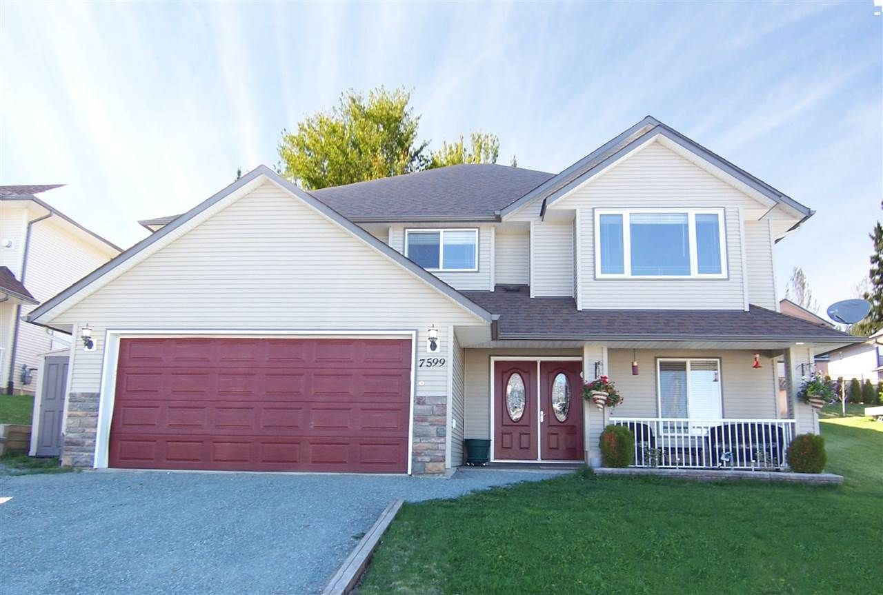 """Main Photo: 7599 EASTVIEW Street: St. Lawrence Heights House for sale in """"ST. LAWRENCE HEIGHTS/EASTVIEW-GREYS"""" (PG City South (Zone 74))  : MLS®# R2099755"""