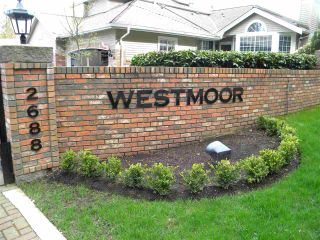 """Main Photo: 38 2688 150 Street in Surrey: Sunnyside Park Surrey Townhouse for sale in """"WESTMOOR"""" (South Surrey White Rock)  : MLS®# R2154971"""