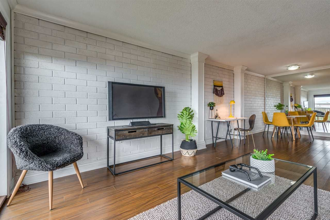 Main Photo: 218 2366 Wall Street in Vancouver: Hastings Sunrise Condo for sale (Vancouver East)  : MLS®# R2380738