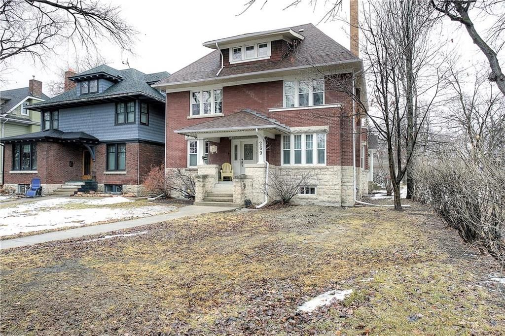 Main Photo: 269 Yale Avenue in Winnipeg: Crescentwood Residential for sale (1C)  : MLS®# 202105346