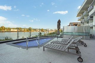 """Photo 35: 2103 210 SALTER Street in New Westminster: Queensborough Condo for sale in """"THE PENINSULA"""" : MLS®# R2593297"""