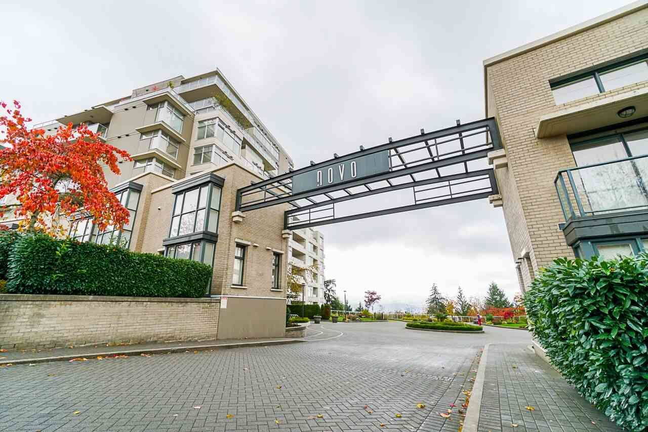 Main Photo: 801 9288 UNIVERSITY Crescent in Burnaby: Simon Fraser Univer. Condo for sale (Burnaby North)  : MLS®# R2499552