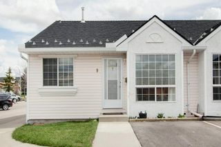 Photo 1: 9 209 Woodside Drive NW: Airdrie Row/Townhouse for sale : MLS®# A1106709