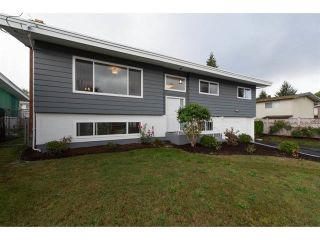 Photo 1: 2175 RIDGEWAY Street in Abbotsford: Abbotsford West House for sale : MLS®# R2146944
