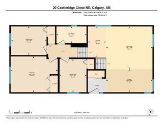 Photo 33: 20 Castleridge Close NE in Calgary: Castleridge Detached for sale : MLS®# A1113165