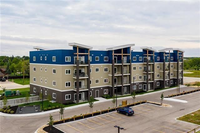 Main Photo: 404 1505 Molson Street in Winnipeg: Oakwood Estates Condominium for sale (3H)  : MLS®# 202104778