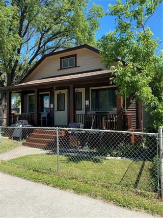 Main Photo: 525 Redwood Avenue in Winnipeg: North End Residential for sale (4A)  : MLS®# 202115249