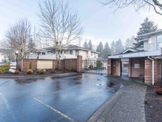 """Main Photo: 225 10584 153 Street in Surrey: Guildford Townhouse for sale in """"Glenwood Village"""" (North Surrey)  : MLS®# R2540775"""