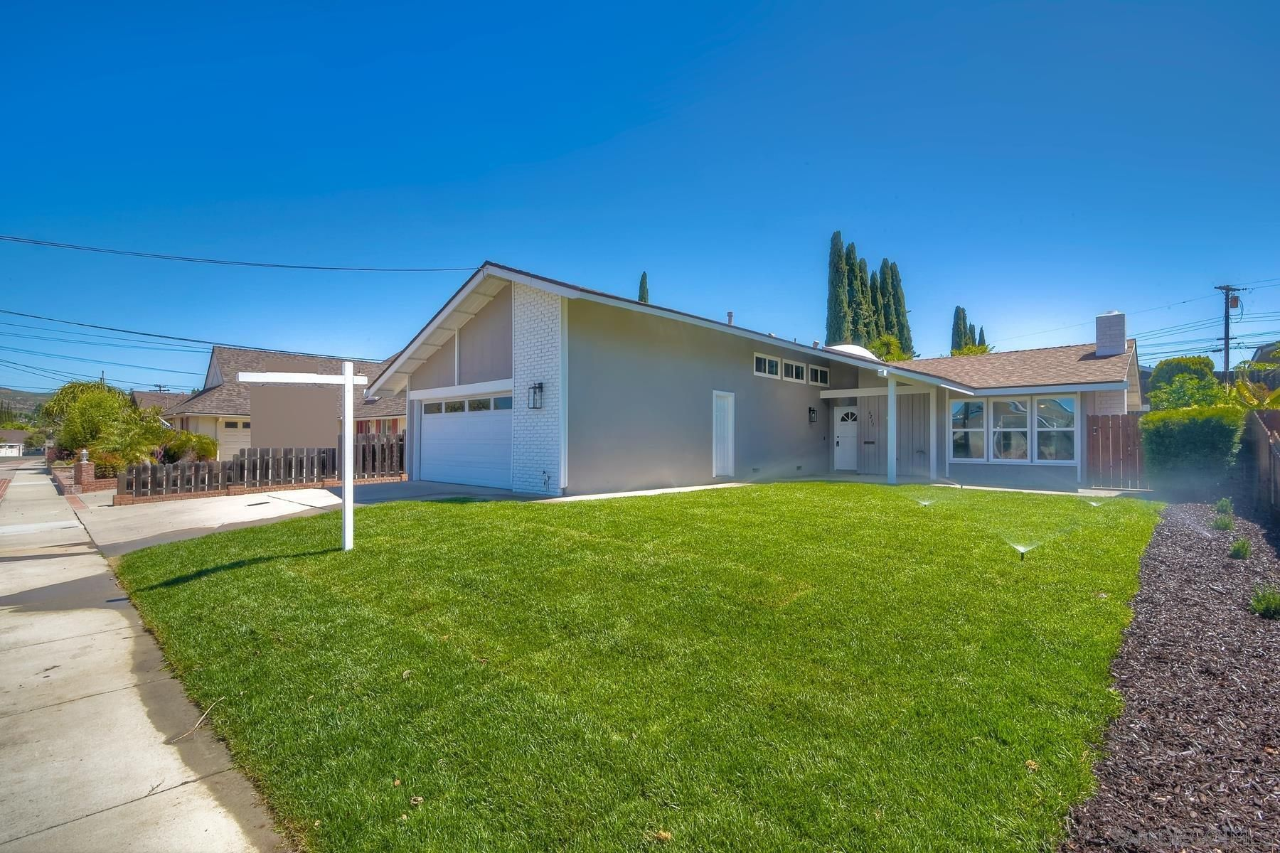 Main Photo: SAN CARLOS House for sale : 4 bedrooms : 6211 Merced Lake Ave in San Diego