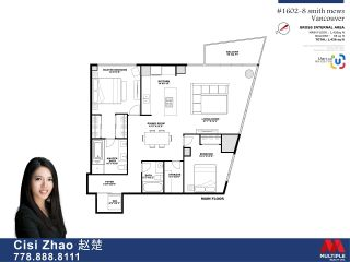 Photo 30: 1602 8 SMITHE Mews in Vancouver: Yaletown Condo for sale (Vancouver West)  : MLS®# R2518054