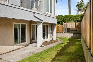 """Photo 2: 101 3505 W BROADWAY in Vancouver: Kitsilano Condo for sale in """"COLLINGWOOD PLACE"""" (Vancouver West)  : MLS®# R2579315"""