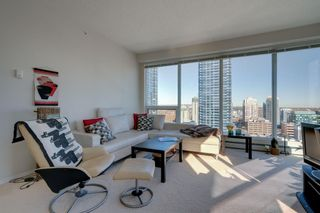 Photo 2: 1702 1053 10 Street SW in Calgary: Beltline Apartment for sale : MLS®# A1153630