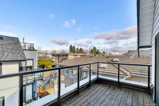 Photo 33: 509 E 44TH Avenue in Vancouver: Fraser VE Townhouse for sale (Vancouver East)  : MLS®# R2540969