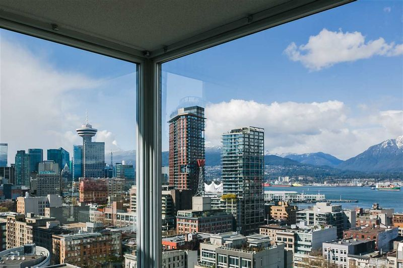 FEATURED LISTING: 2304 - 550 TAYLOR Street Vancouver