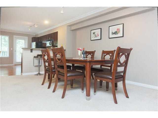 """Photo 5: Photos: 113 12040 68 Avenue in Surrey: West Newton Townhouse for sale in """"TERRANE"""" : MLS®# F1446726"""