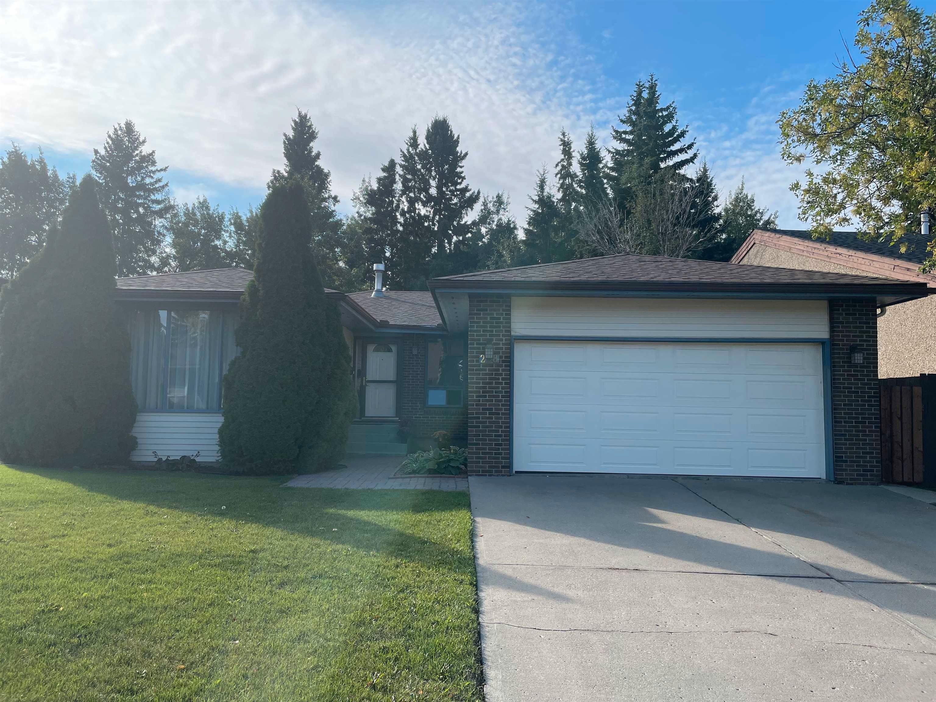 Main Photo: 288 GARIEPY Crescent in Edmonton: Zone 20 House for sale : MLS®# E4262402