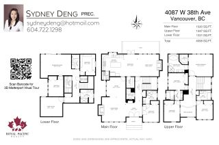 Photo 38: 4087 W 38TH Avenue in Vancouver: Dunbar House for sale (Vancouver West)  : MLS®# R2537881