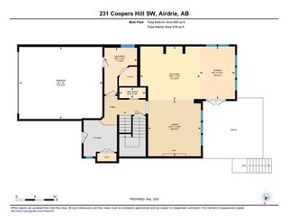 Photo 37: 231 COOPERS Hill SW: Airdrie Detached for sale : MLS®# A1085378