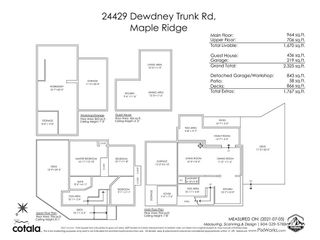 Photo 36: 24429 DEWDNEY TRUNK Road in Maple Ridge: East Central House for sale : MLS®# R2600614