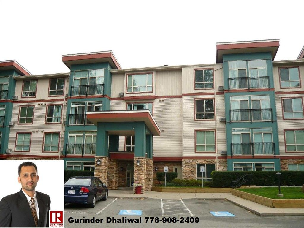 """Main Photo: 409 33485 S FRASER Way in Abbotsford: Central Abbotsford Condo for sale in """"CITADEL RIDGE"""" : MLS®# R2070187"""