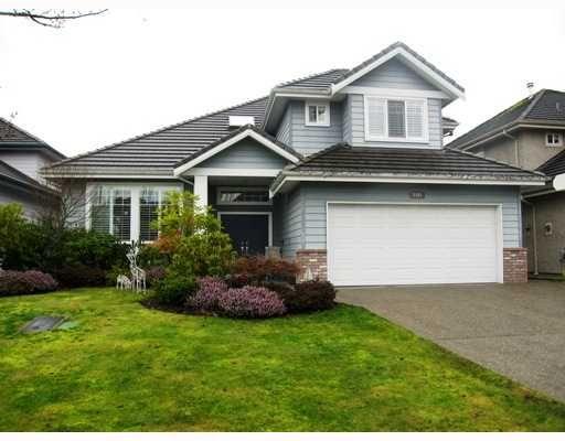 Main Photo: 3591 TOLMIE Avenue in Richmond: Terra Nova House for sale : MLS®# V807303
