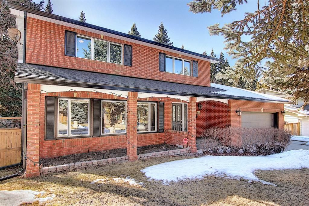 Main Photo: 8927 Baylor Crescent SW in Calgary: Bayview Detached for sale : MLS®# A1082509