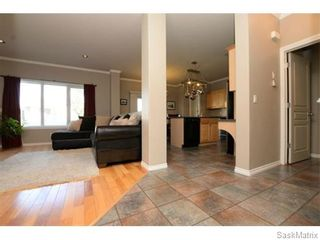 Photo 6: 3588 WADDELL Crescent East in Regina: Creekside Single Family Dwelling for sale (Regina Area 04)  : MLS®# 587618