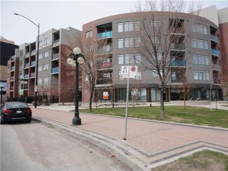 Main Photo: 322 340 Waterfront Drive in Winnipeg: Exchange District Condominium for sale (9A)  : MLS®# 202025832