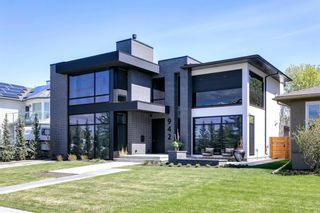 Main Photo: 942 Crescent Road NW in Calgary: Rosedale Detached for sale : MLS®# A1100550