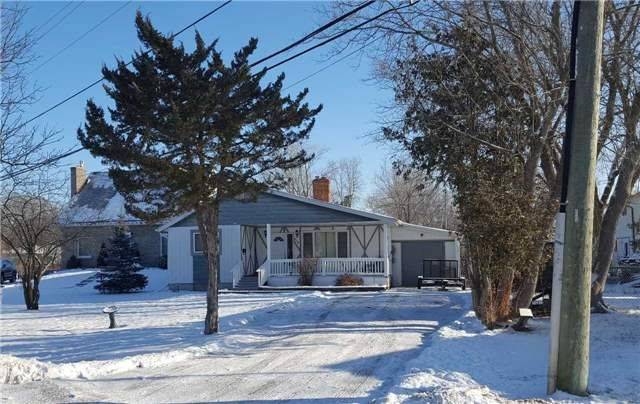 Main Photo: 669 S Lake Drive in Georgina: Keswick South House (Bungalow) for sale : MLS®# N4022580