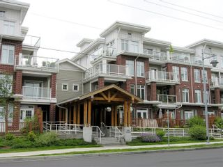 Photo 1: 415 4280 Moncton Street in The Village: Home for sale