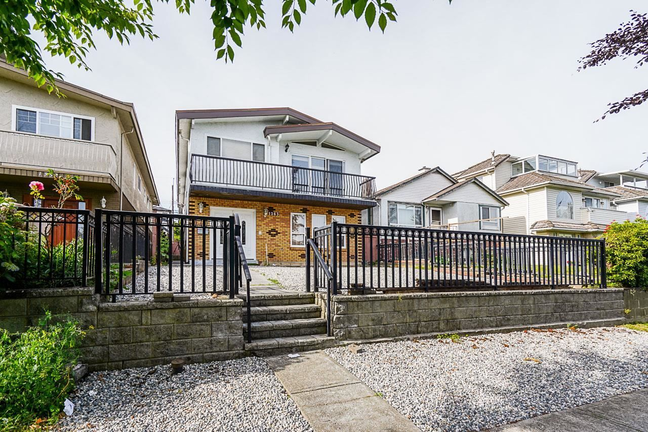 Main Photo: 1363 E 61ST Avenue in Vancouver: South Vancouver House for sale (Vancouver East)  : MLS®# R2594410