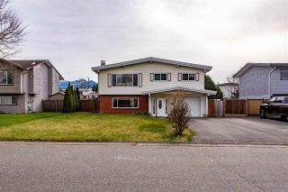 Photo 1: 46390 CORNWALL Crescent in Chilliwack: Chilliwack E Young-Yale House for sale : MLS®# R2553569