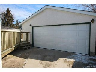 Photo 20: 911 Vimy Road in WINNIPEG: Westwood / Crestview Residential for sale (West Winnipeg)  : MLS®# 1508235