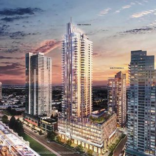 """Photo 4: 2606 4458 BERESFORD Street in Burnaby: Metrotown Condo for sale in """"SUN TOWER 1"""" (Burnaby South)  : MLS®# R2555165"""