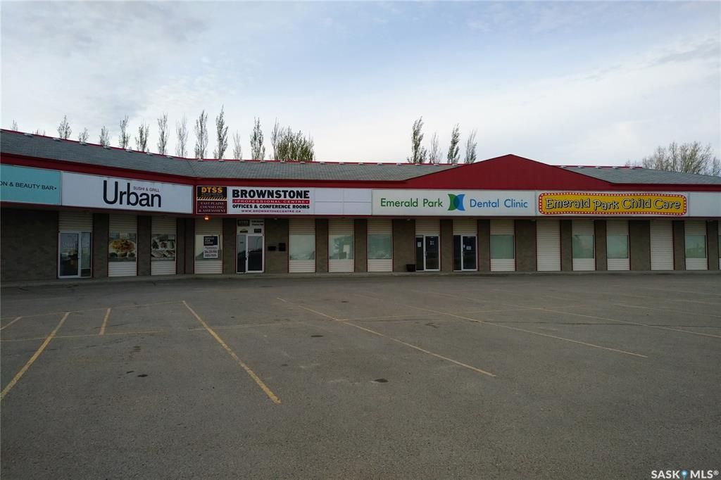 Main Photo: 320 Great Plains Road in Emerald Park: Commercial for lease : MLS®# SK831905