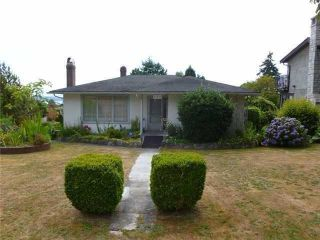 Photo 1: 15440 CLIFF Avenue: White Rock House for sale (South Surrey White Rock)  : MLS®# F1324007