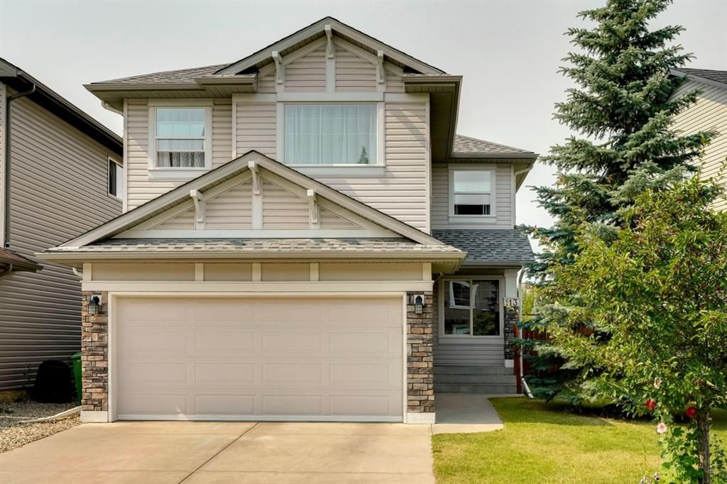 Main Photo: 113 Chapalina Heights SE in Calgary: Chaparral Detached for sale : MLS®# A1059196