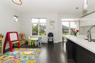 """Photo 8: 3 3400 DEVONSHIRE Avenue in Coquitlam: Burke Mountain Townhouse for sale in """"Colborne Lane"""" : MLS®# R2404038"""