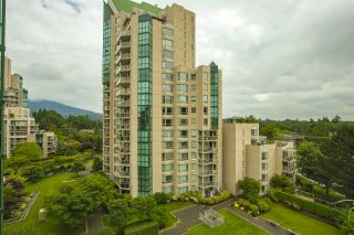 """Photo 19: 703 1189 EASTWOOD Street in Coquitlam: North Coquitlam Condo for sale in """"THE CARTIER"""" : MLS®# R2531681"""